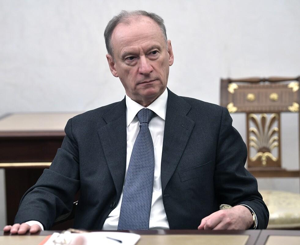 سكرتير مجلس الأمن الروسي باتروشيف