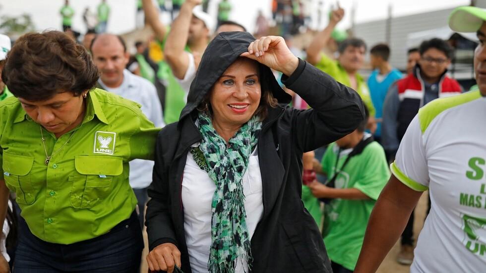 غواتيمالا.. الشرطة تعتقل المرشحة الرئاسية السابقة ساندرا توريس