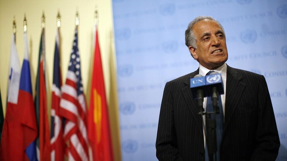 الكونغرس يستدعي زلماي خليل زاد للإدلاء بشهادته بشأن مفاوضاته مع طالبان