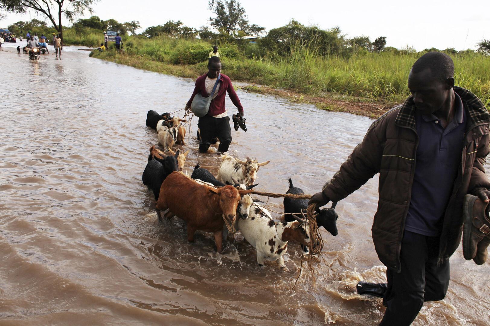 فيضانات السودان تخلف 78 قتيلا ومئات الجرحى