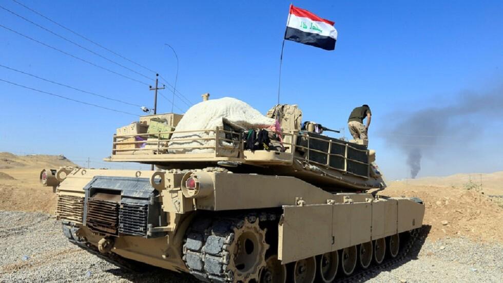 الجيش العراقي والحشد الشعبي يُطلقان حملة أمنية جديدة في الأنبار