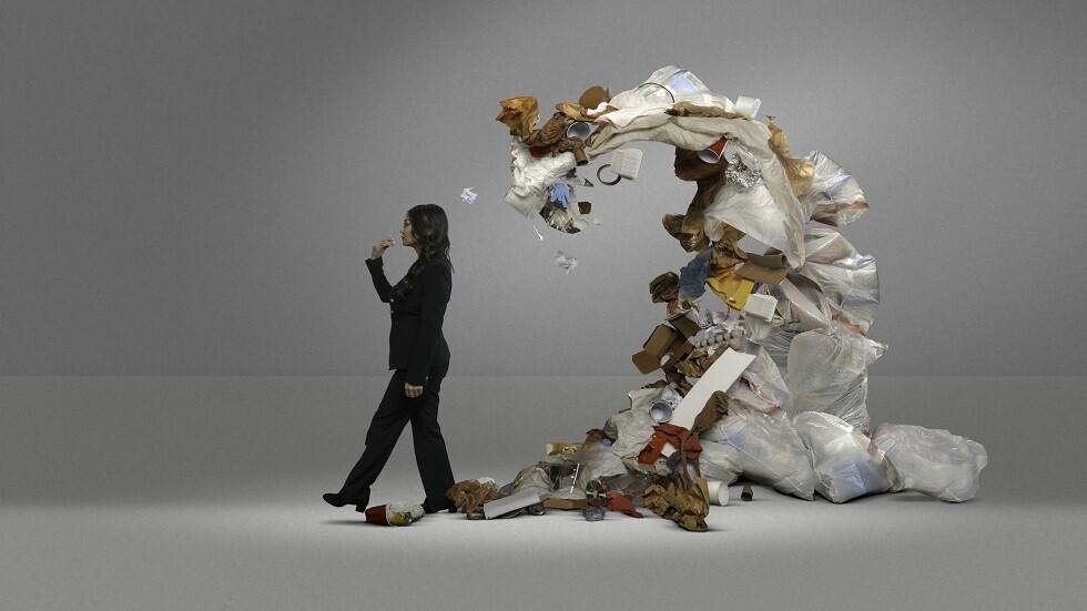 دراسة مفاجئة: البلاستيك