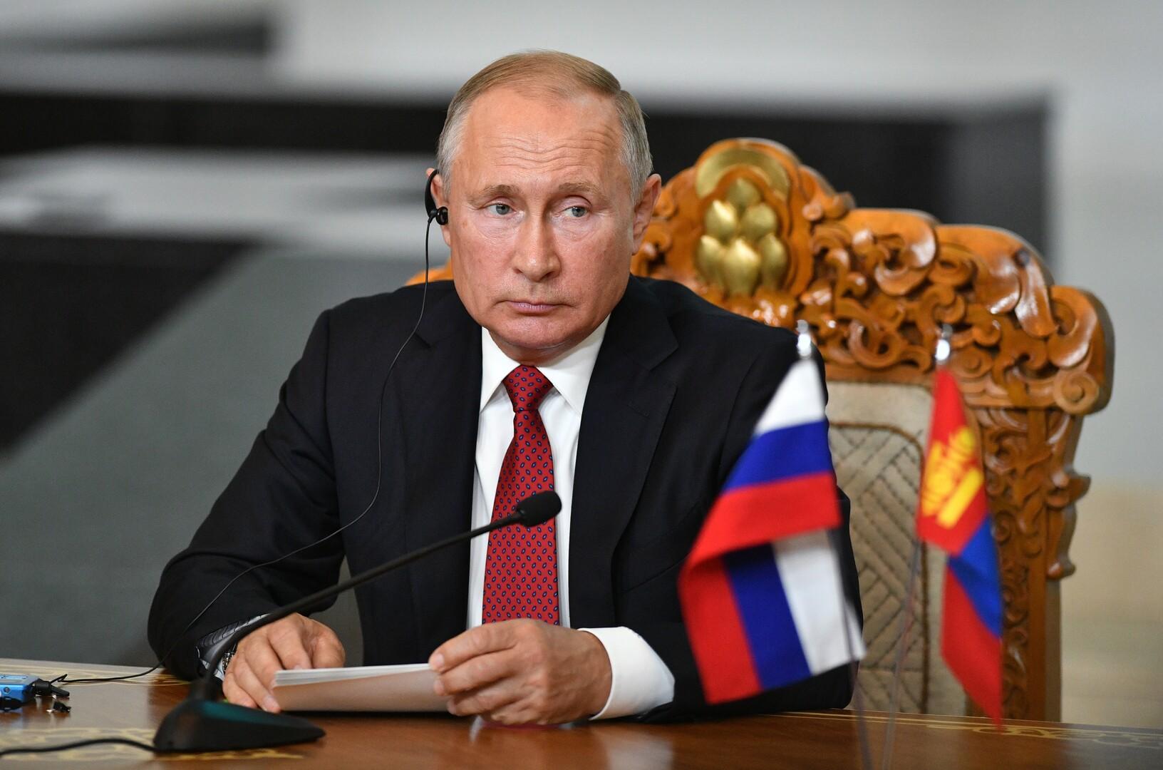 صندوق مشترك بين روسيا ومنغوليا لتعزيز العلاقات الاقتصادية