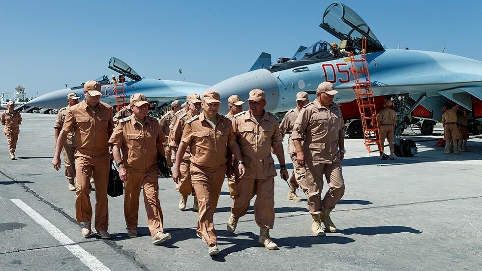 شويغو يكشف أولويات القوات الروسية في سوريا