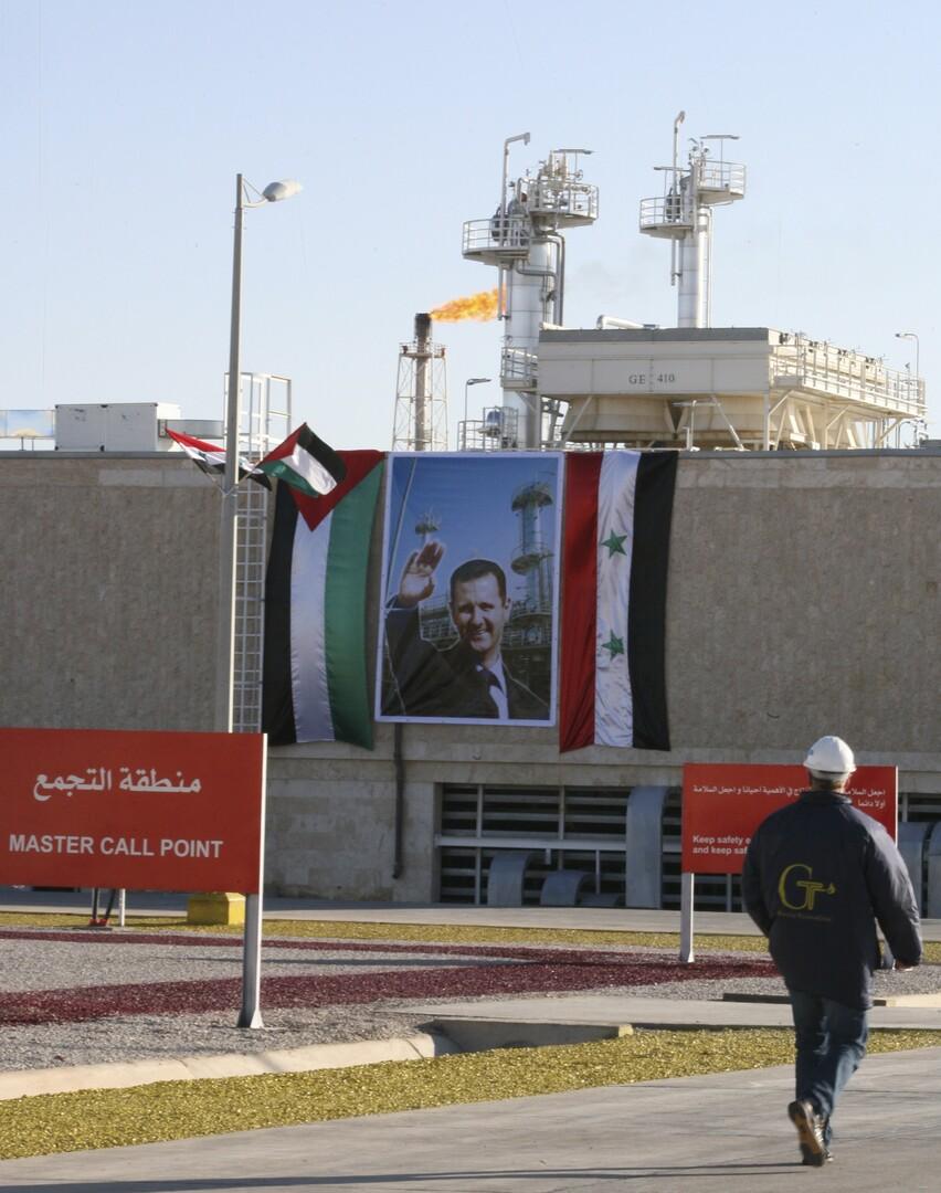 سوريا: إدخال بئر جديدة للغاز كان متوقفا منذ 2011