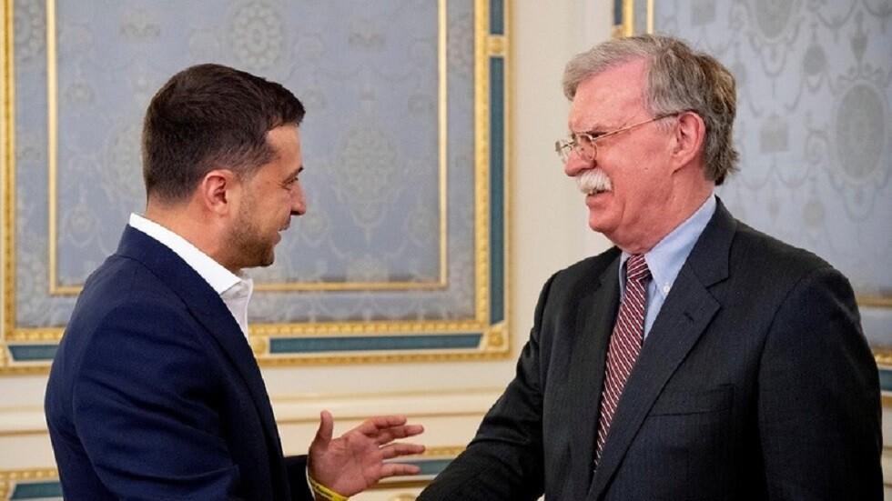 واشنطن تعيد النظر في دعم كييف