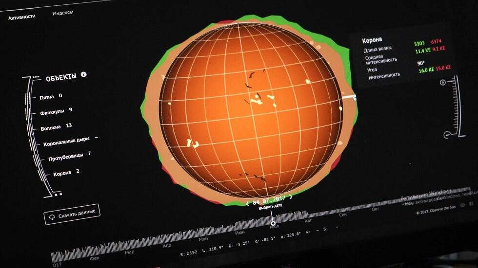 جامعتان روسيتان  بصدد إطلاق قمرين صناعيين لدراسة الشمس
