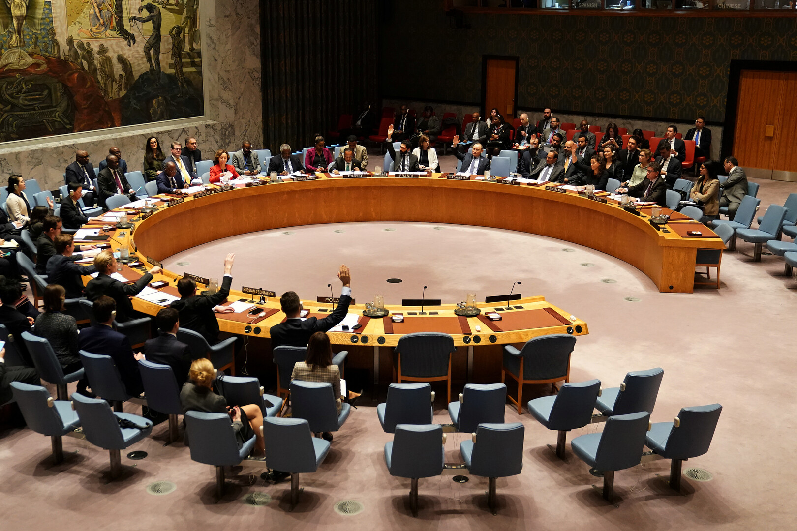الأمم المتحدة تتحدث عن