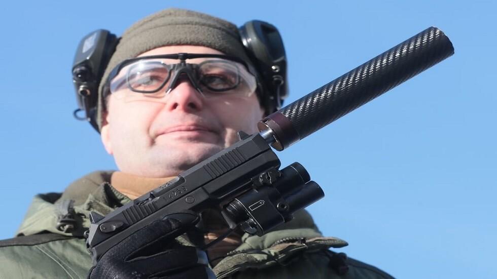 الروس يبتكرون نوعا جديدا من كاتم الصوت للأسلحة الخفيفة