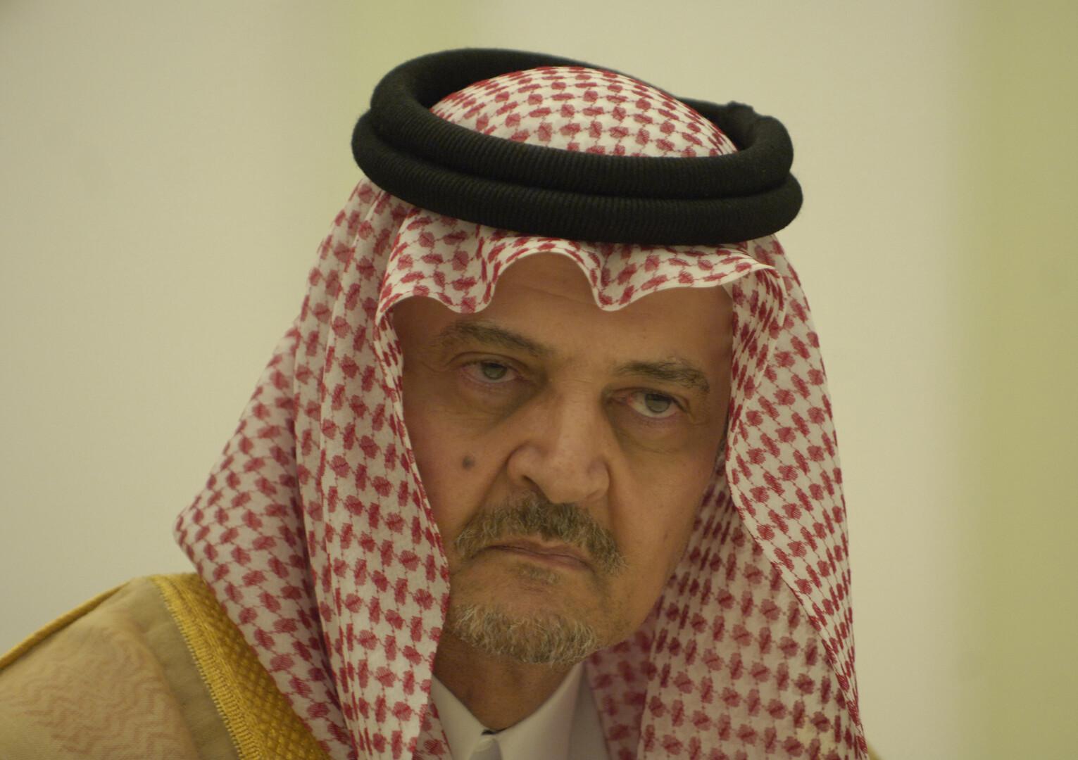 سر بكاء الأمير سعود الفيصل في موسكو (فيديو)