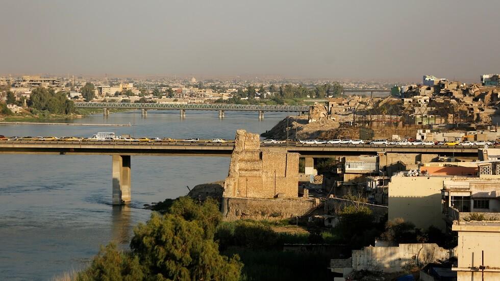 مدينة الموصل - أرشيف