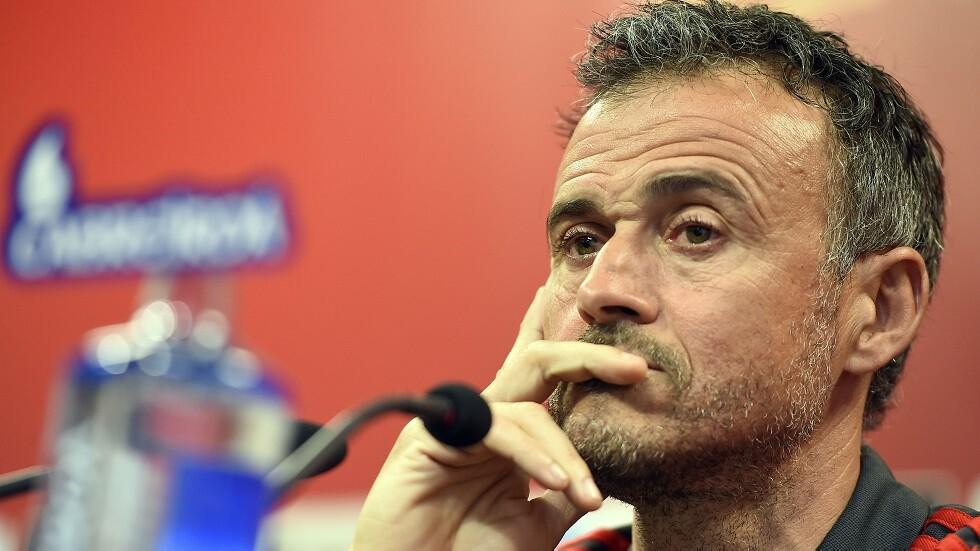 في بادرة رائعة.. مدرب منتخب إسبانيا مستعد للتخلي عن منصبه لإنريكي