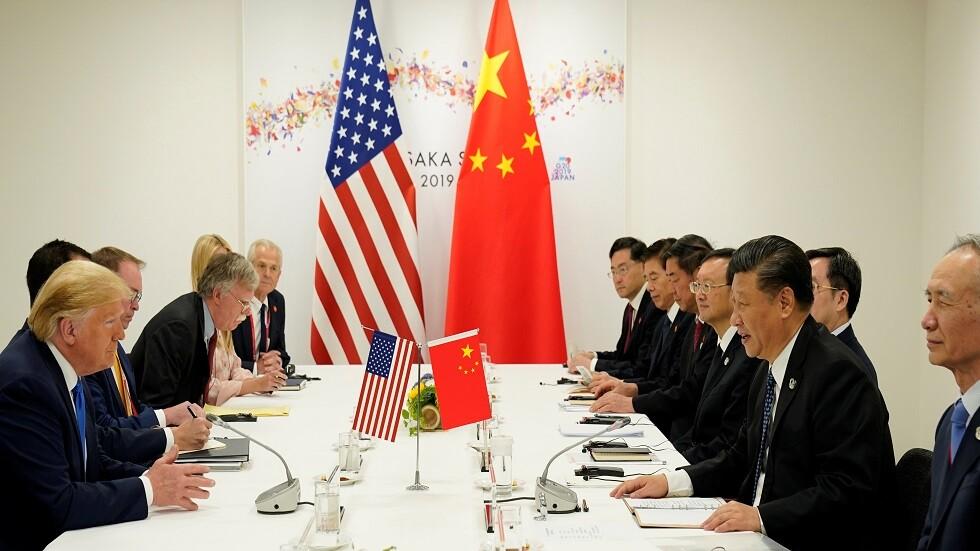 ترامب: مفاوضاتنا التجارية مع الصين تسير بشكل جيد