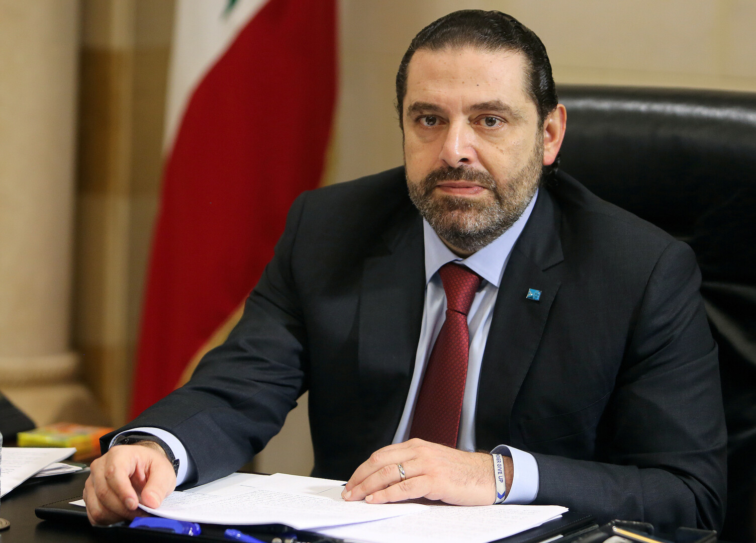 سعد الحريري، رئيس حكومة لبنان