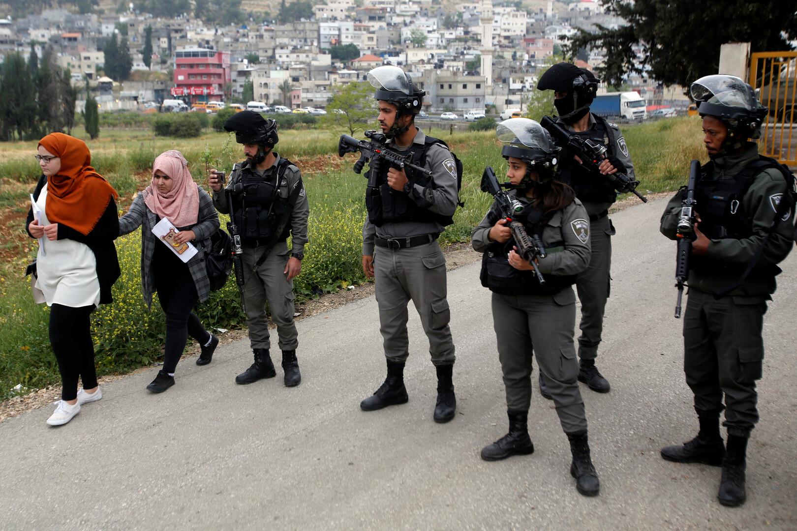 الجيش الإسرائيلي يكثف انتشاره في الخليل تحضيرا لزيارة نتنياهو