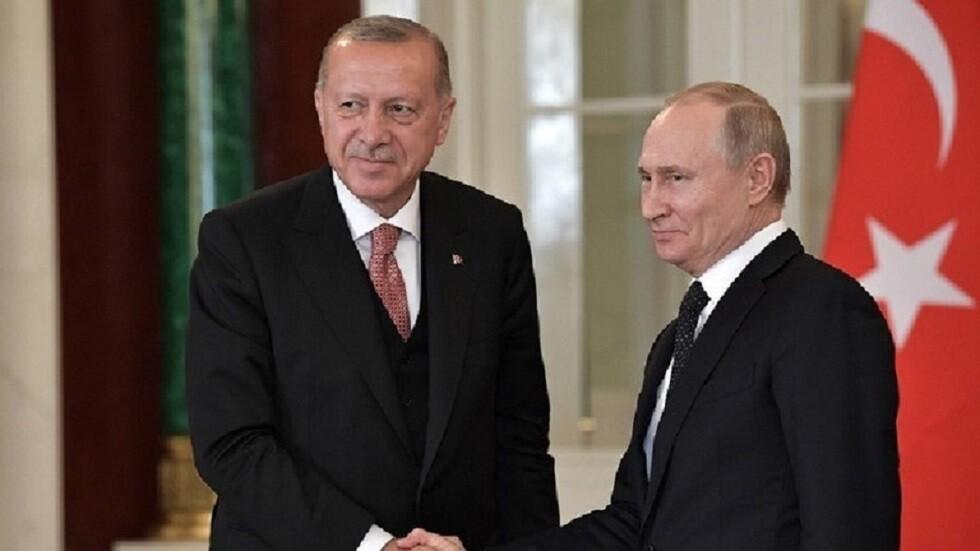 مستقبل تركيا في يد روسيا