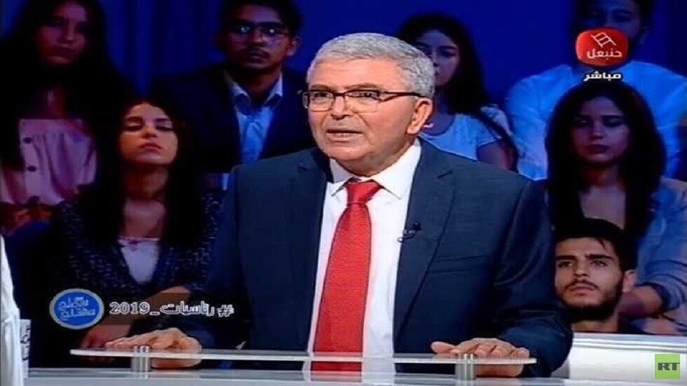 عبد الكريم الزبيدي وزير الدفاع التونسي السابق