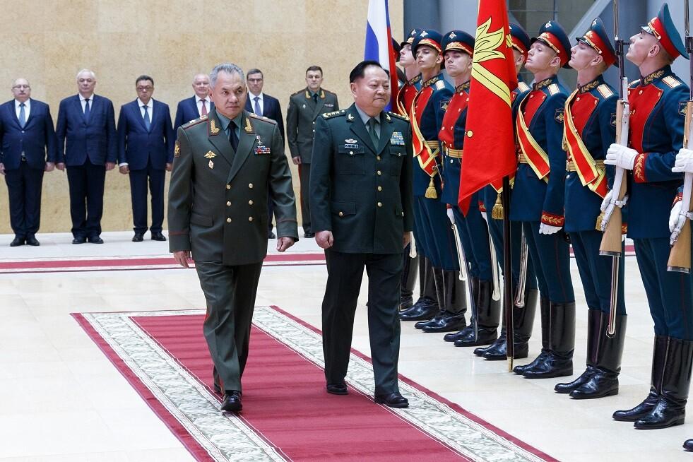 روسيا والصين توقعان اتفاقيات حول التعاون العسكري والعسكري-التقني