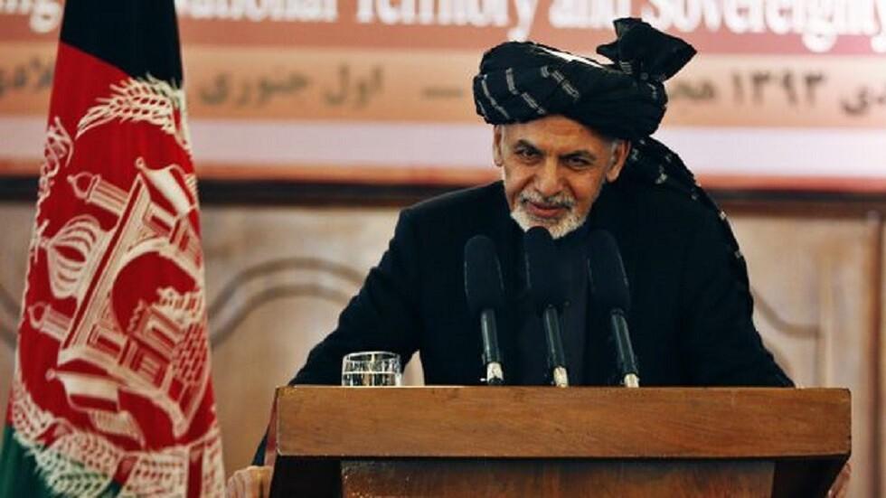 الحكومة الأفغانية قلقة من اتفاق السلام بين واشنطن وطالبان