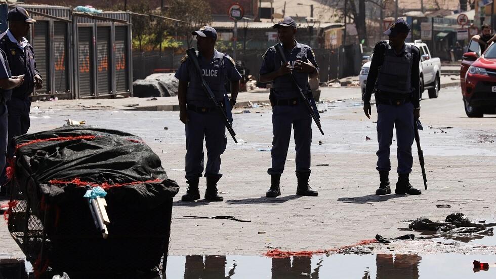 تصاعد وتيرة العنف ضد الأجانب في جنوب إفريقيا