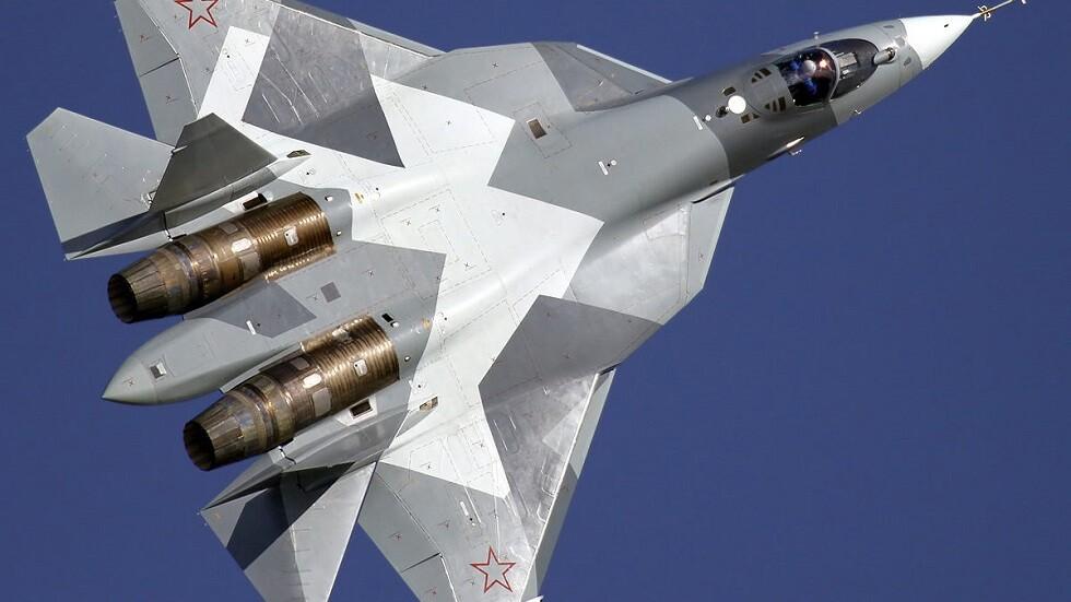 مفاوضات بين أنقرة وموسكو حول مقاتلات Su-35 وSu-57 الروسية