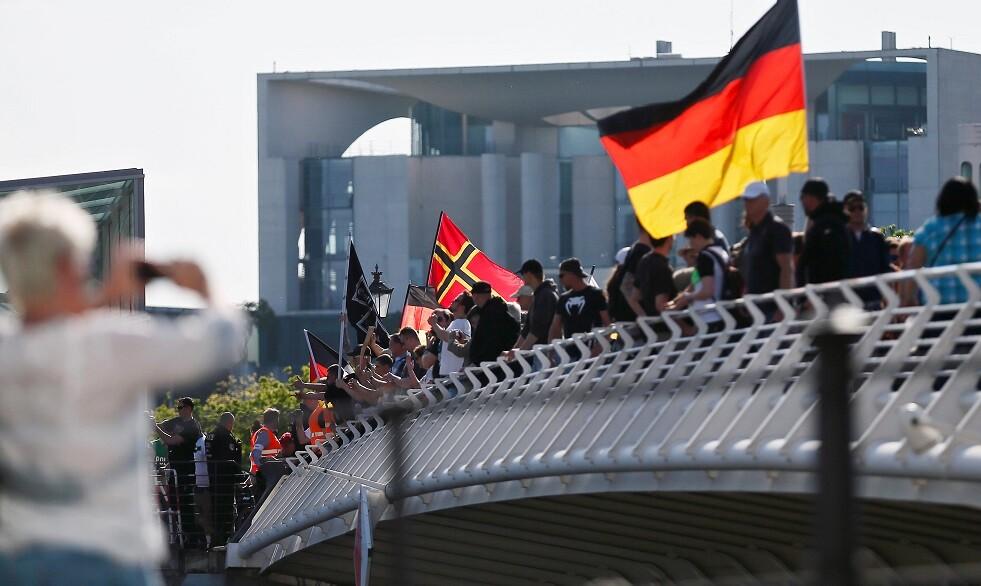 ألمانيا.. تحذيرات من تزايد جرائم العنف لدوافع عنصرية من قبل اليمينيين المتطرفين