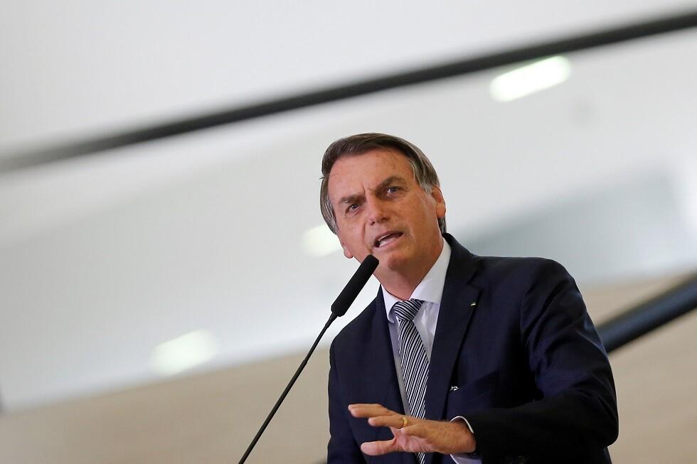 رئيس البرازيل يندد بـ
