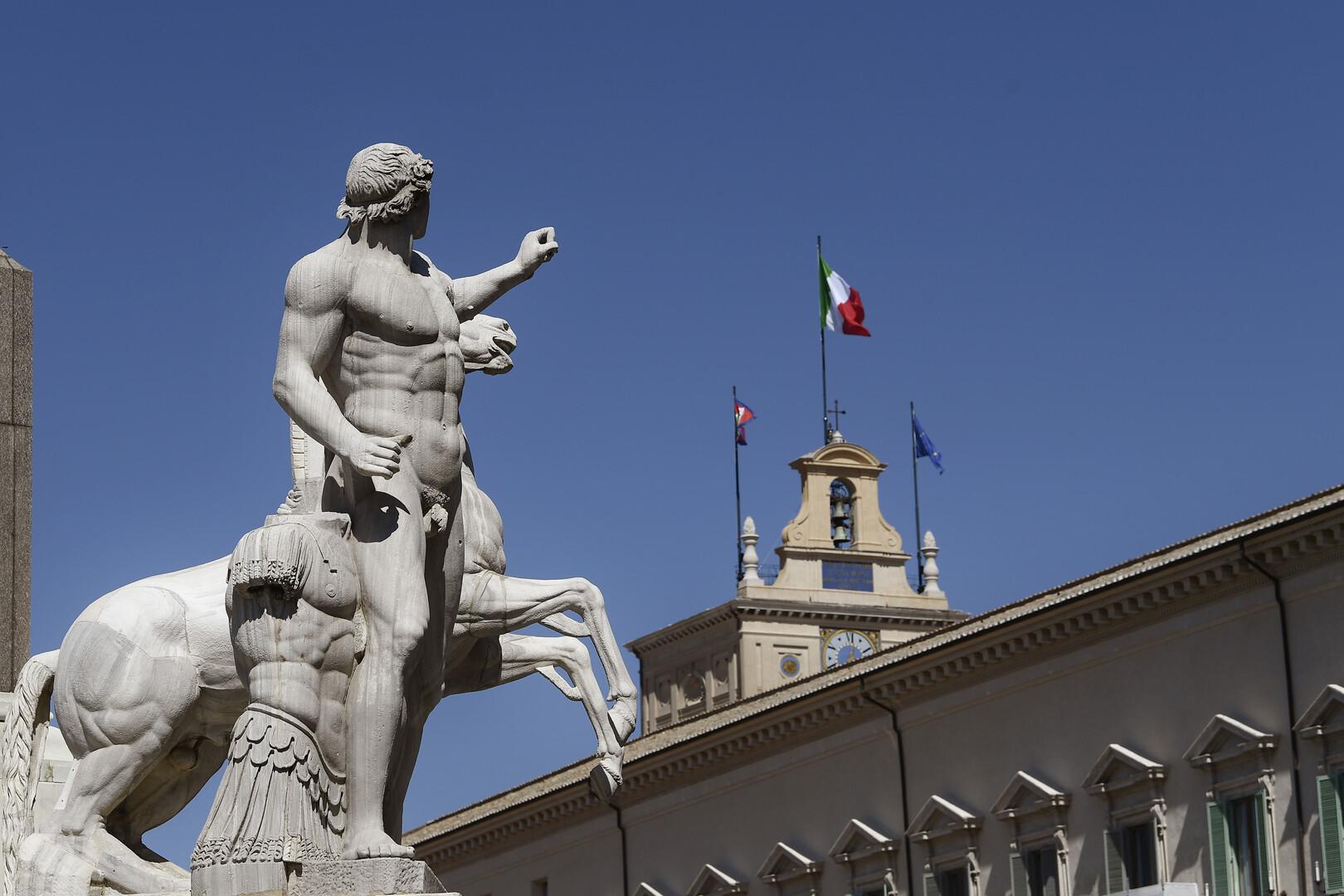 اكتمال تشكيل الحكومة الإيطالية الجديدة