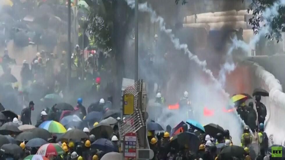هونغ كونغ تسحب مشروع قرار تسليم مطلوبين