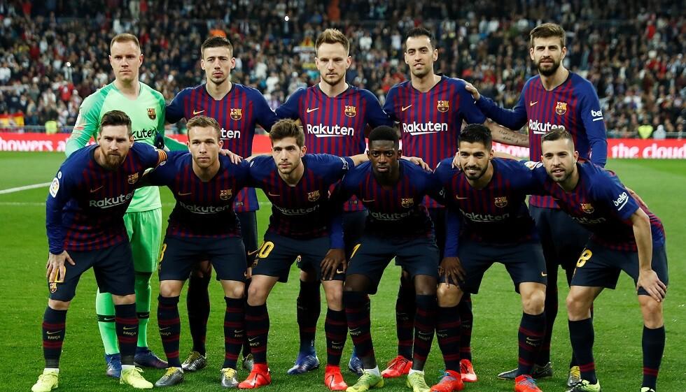رسميا.. برشلونة يكشف قائمة لاعبيه لدوري أبطال أوروبا