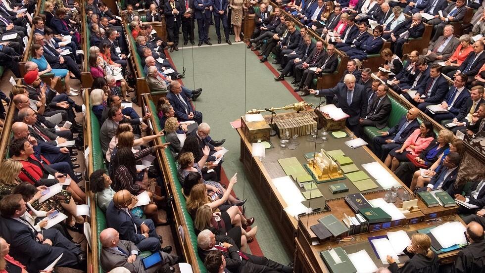 يوم أسود ثان لبوريس جونسون في البرلمان البريطاني