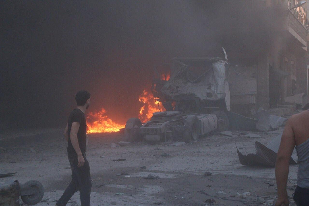 الأمم المتحدة: أكثر من ألف مدني قتلوا غربي سوريا منذ أبريل الماضي
