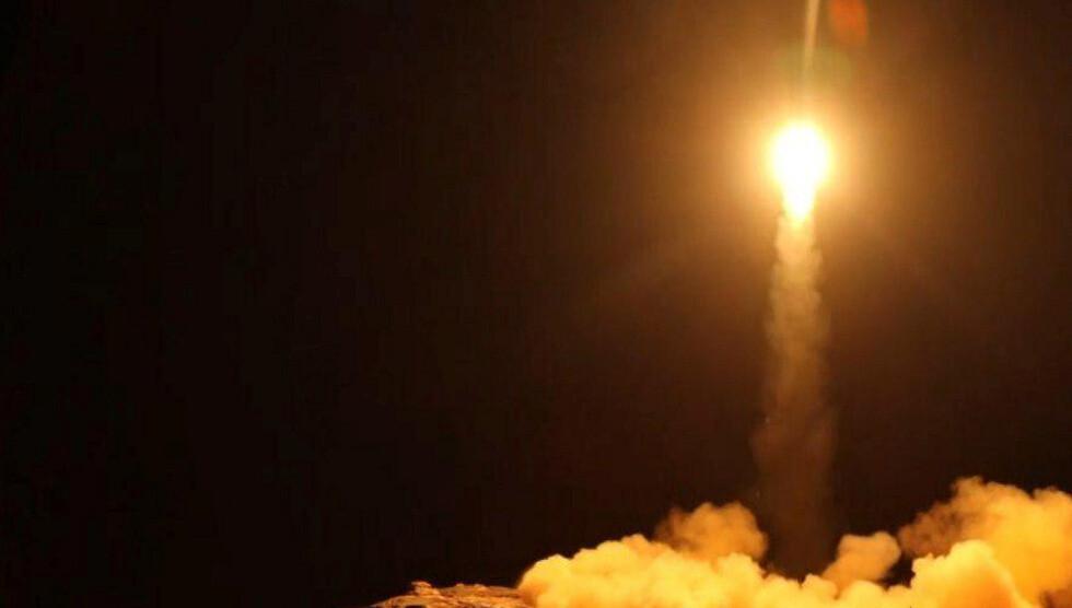 الحوثيون يعلنون إطلاق عدد من الصواريخ الباليستية على مطار نجران بالسعودية