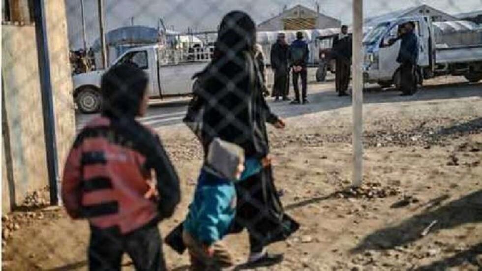 تسليم ثلاثة أطفال نيجيريين من مخيم الهول إلى حكومة بلادهم
