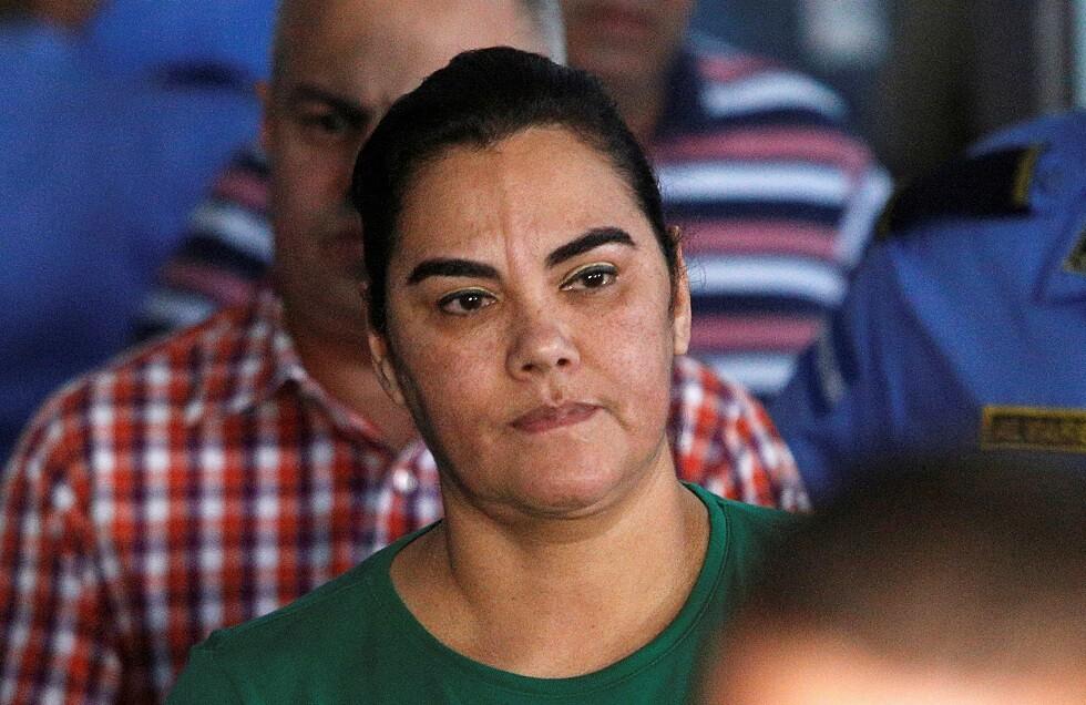 الحكم على زوجة رئيس هندوراس السابق بالسجن 58 سنة
