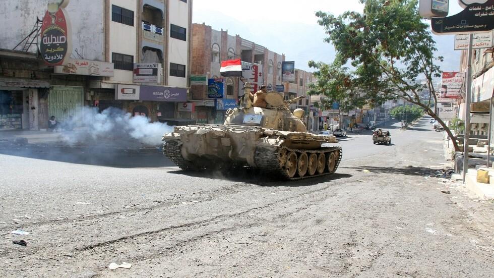 غريفيث يوجه نداء إلى طرفي النزاع جنوب اليمن