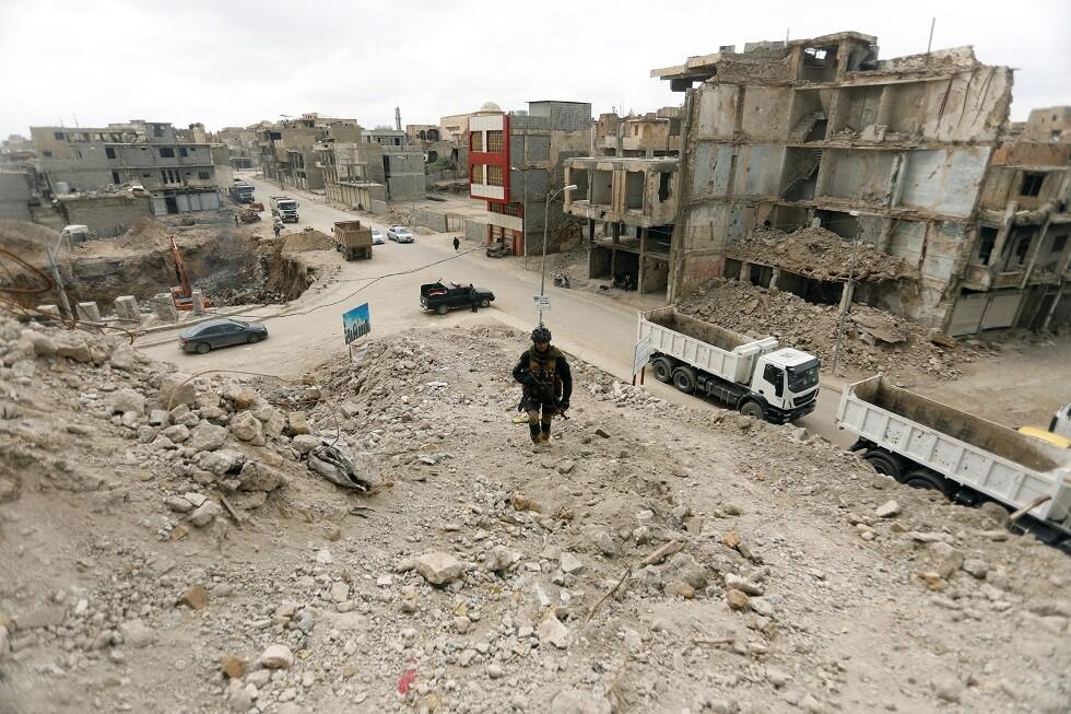 العراق.. العثور على 20 جثة لعناصر من