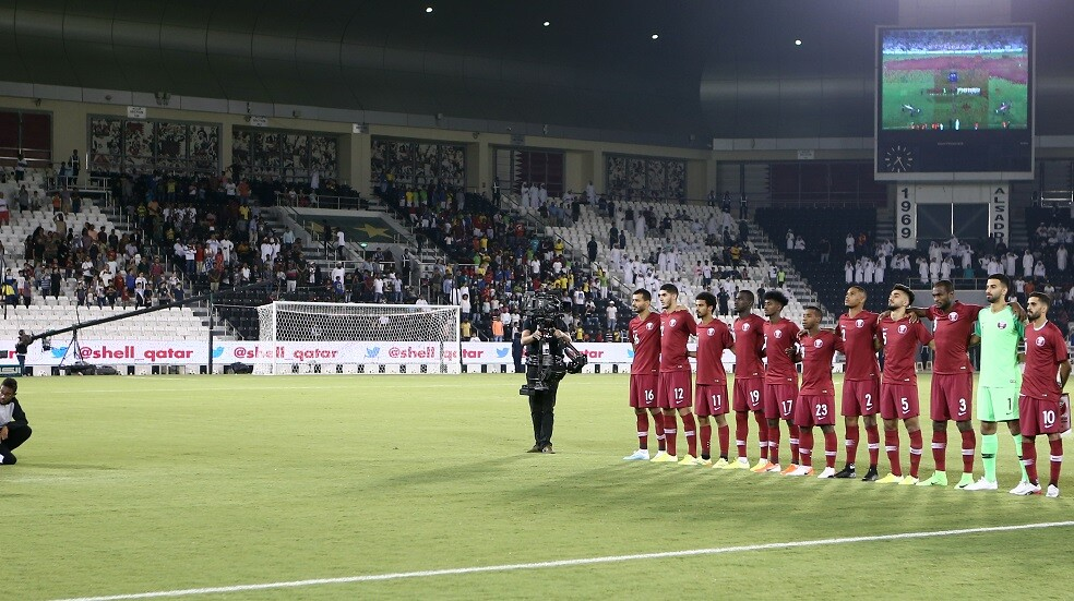 شاهد.. قطر تقسو على أفغانستان
