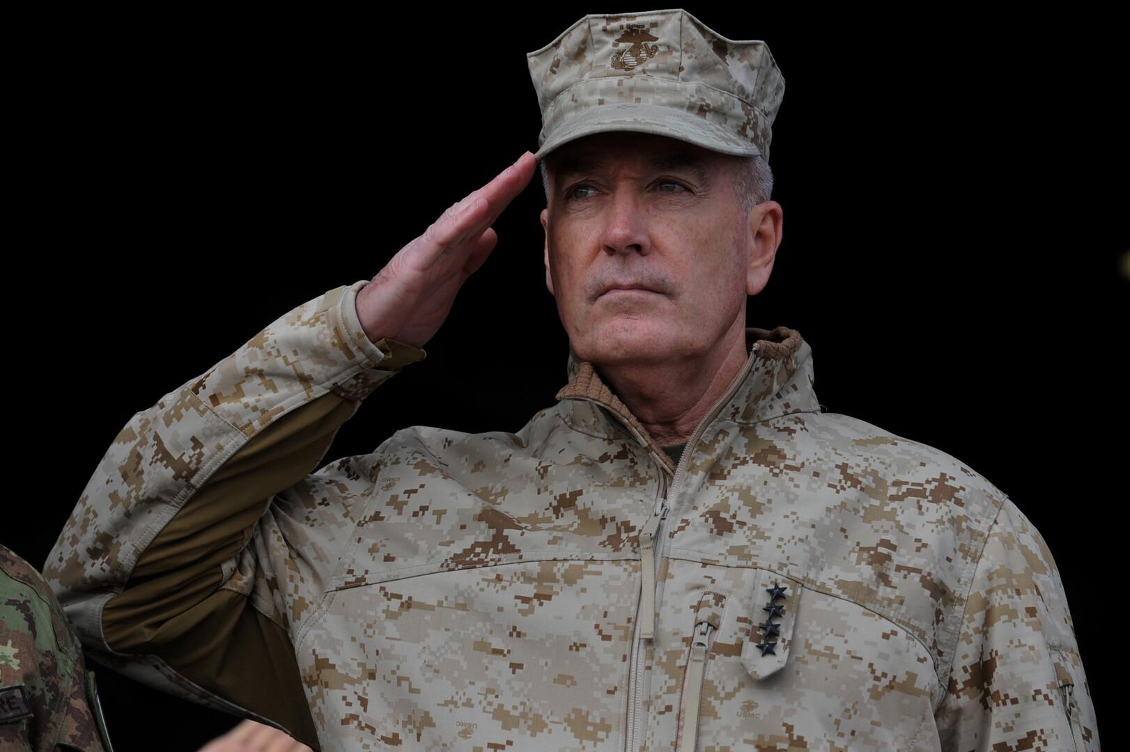 الجنرال جوزيف دانفورد: لم  نكن نتوقع ظهور  من ينافسنا في الفضاء!