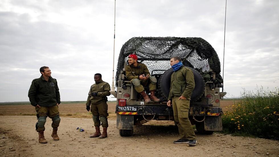 الإعلام الإسرائيلي: العربة المستهدفة من قبل