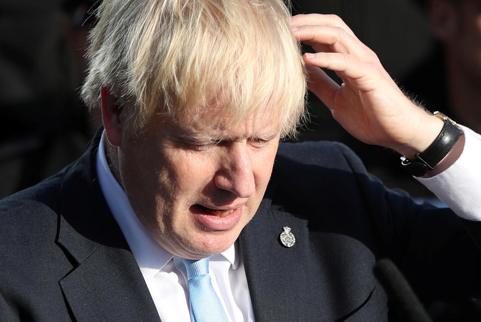 محكمة لندن ترفض الدعوى المقدمة ضد جونسون على خلفية تعليق البرلمان