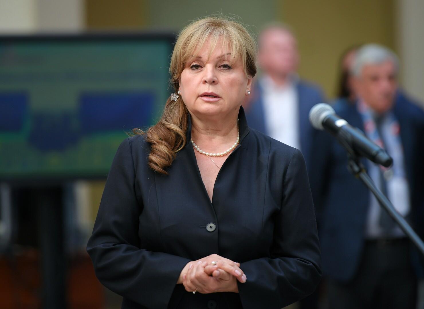 الاعتداء على رئيسة لجنة الانتخابات المركزية الروسية في منزلها