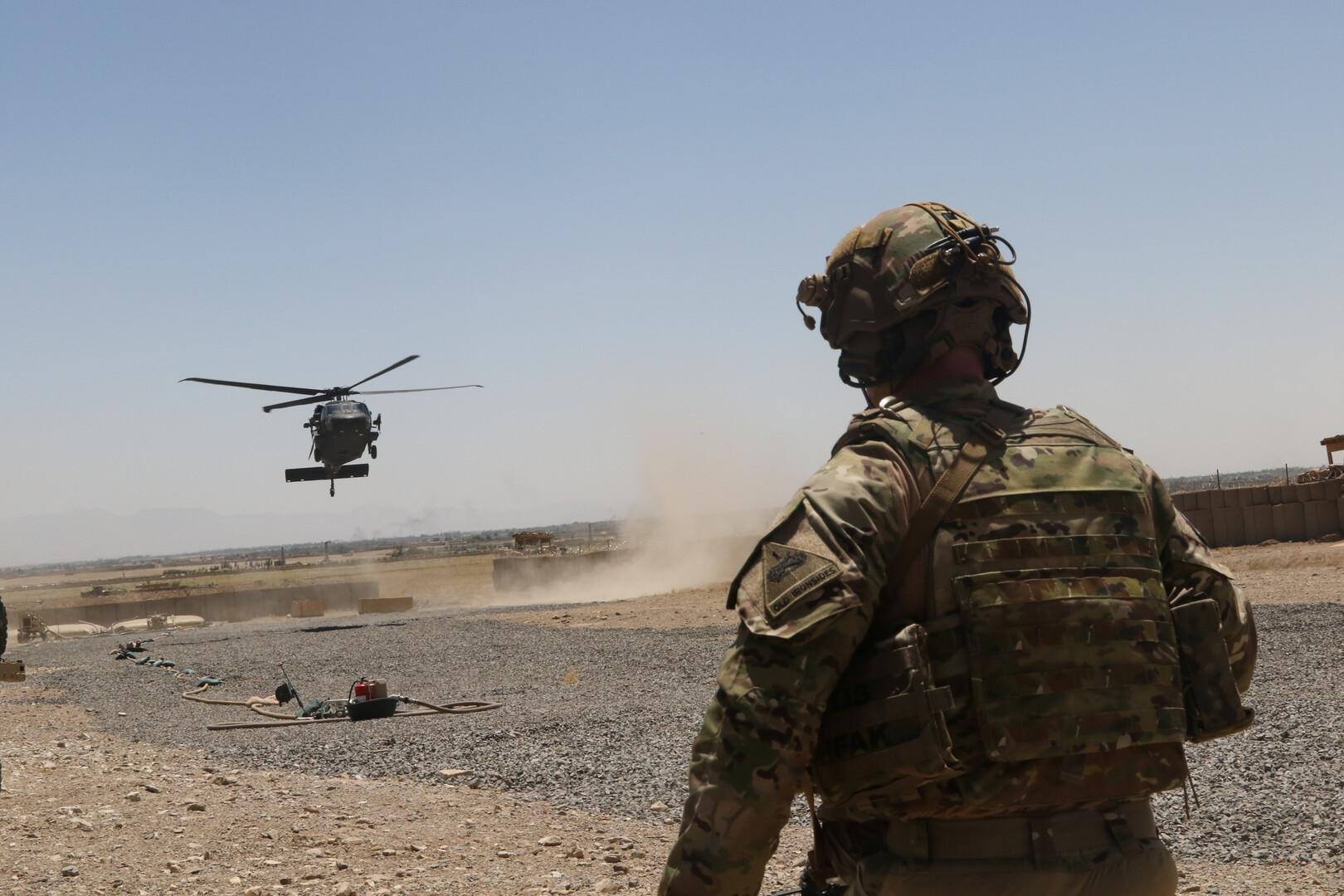 ما حاجة القوات الأمريكية الخاصة إلى قاعدة سرية قرب حدود روسيا