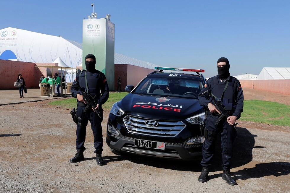 القبض على إسباني بعد سقوط طائرته المروحية في المغرب