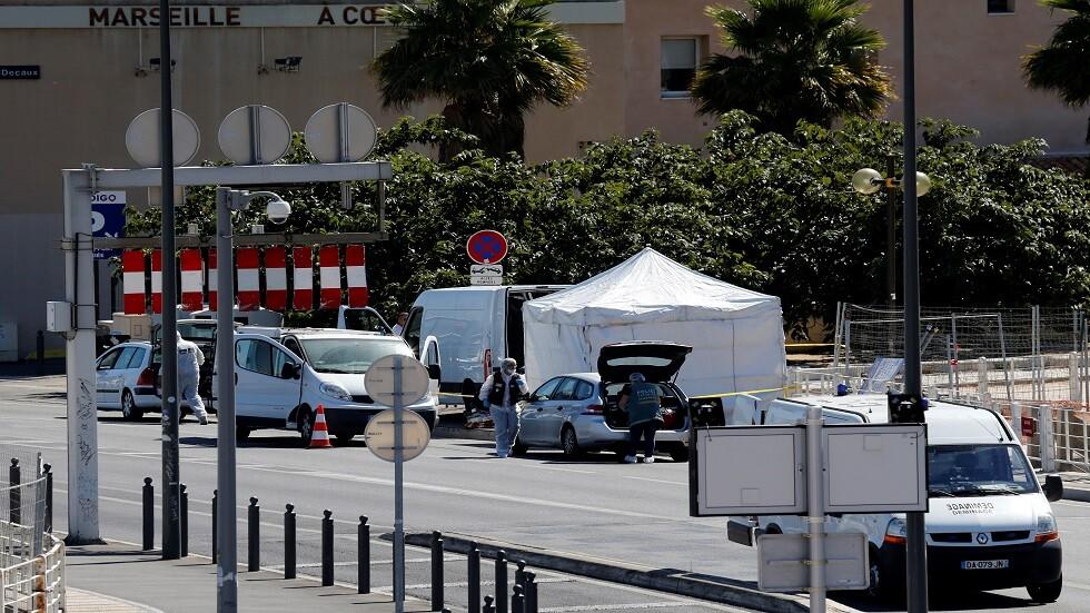 عملية طعن أمام مدرسة في فرنسا والقبض على المشتبه فيه