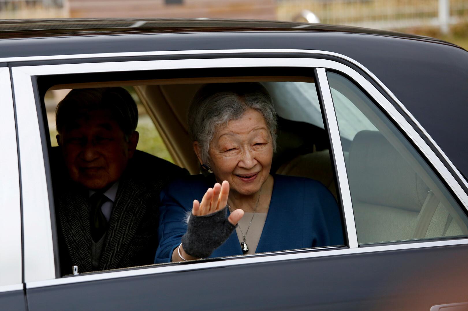 والدة إمبراطور اليابان تخضع لجراحة لاستئصال ورم سرطاني