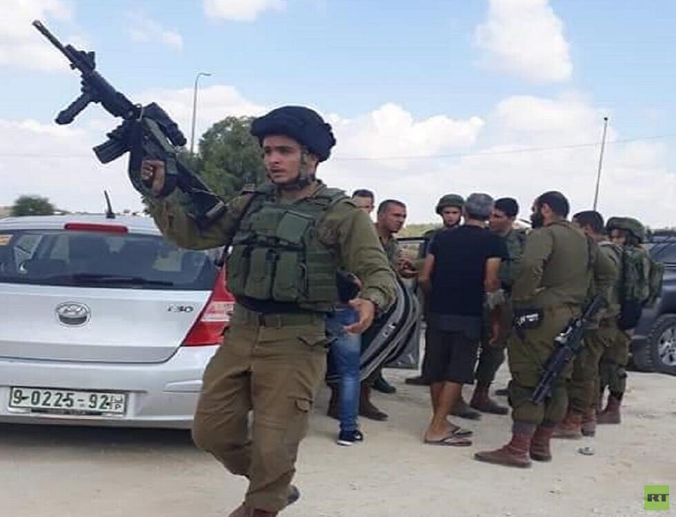 إصابة إسرائيليين بجروح جراء عملية طعن في الضفة الغربية