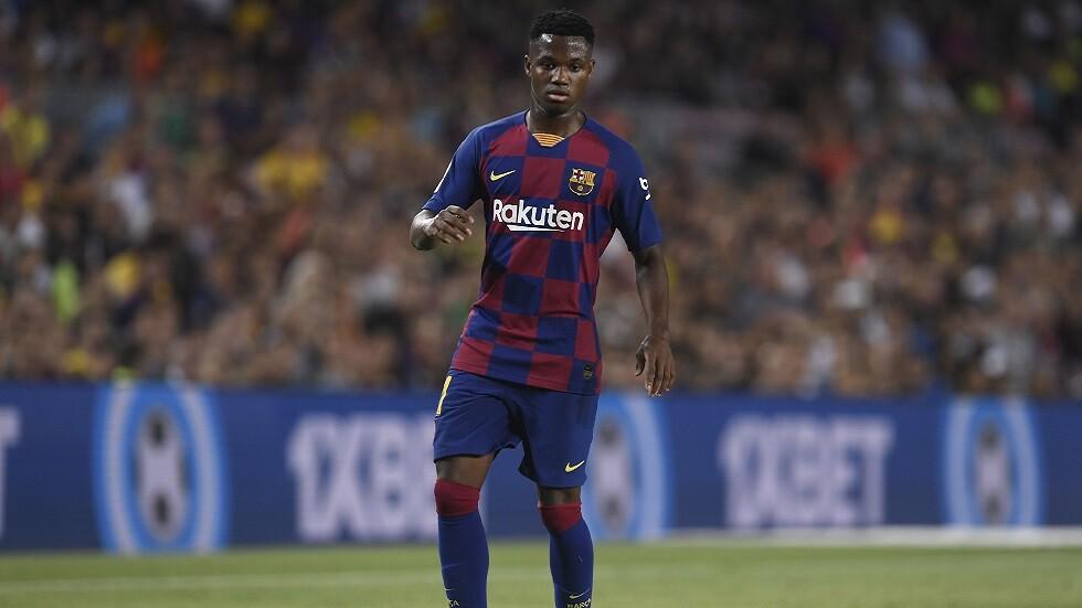نجم برشلونة الصاعد فاتي يختار المنتخب الذي سيلعب له