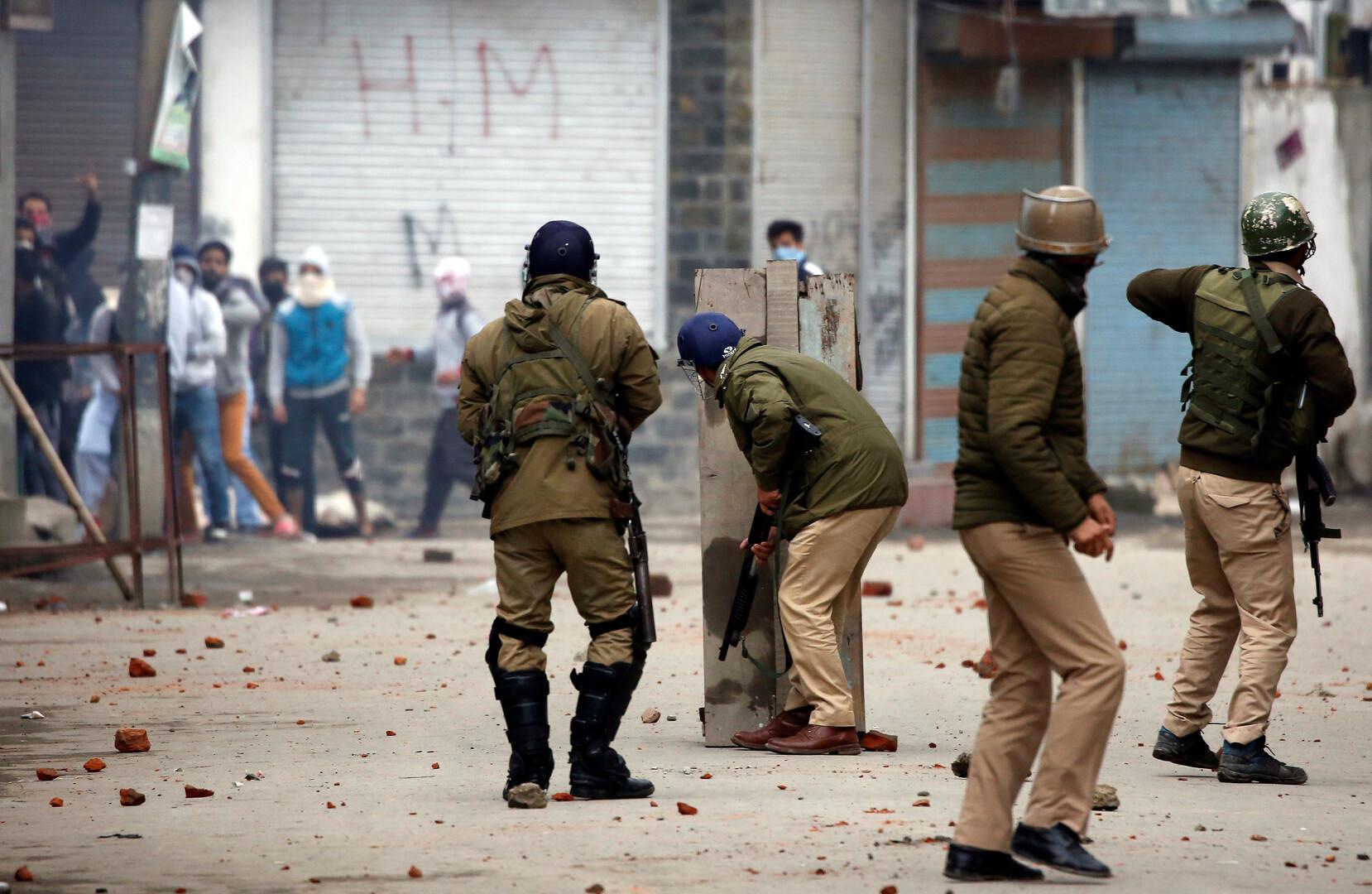 الهند تتهم باكستان بمحاولة تأجيج العنف في كشمير وتكشف عن معلومات استخباراتية