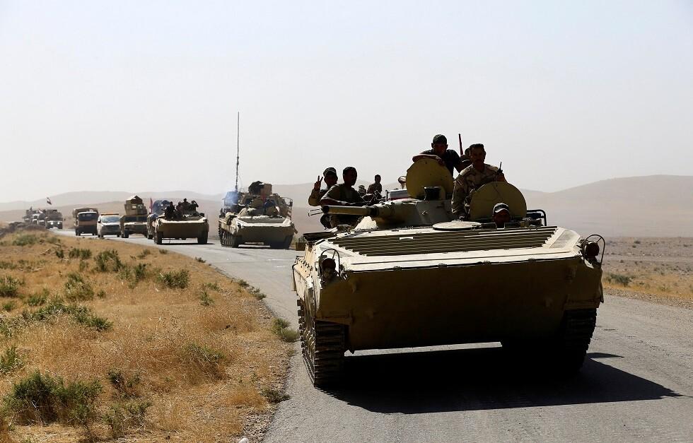 العراق.. تدمير 7 مضافات لتنظيم